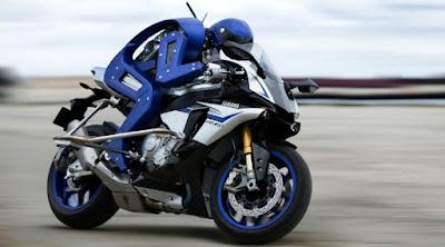 [Sports] Yamaha Siapkan Robot Penerus Rossi di MotoGP