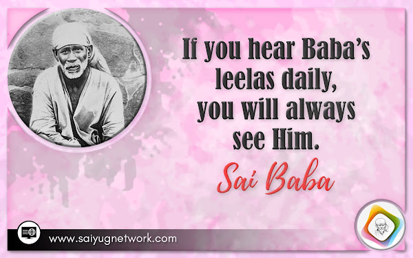 Shirdi Sai Baba Blessings - Experiences Part 2946
