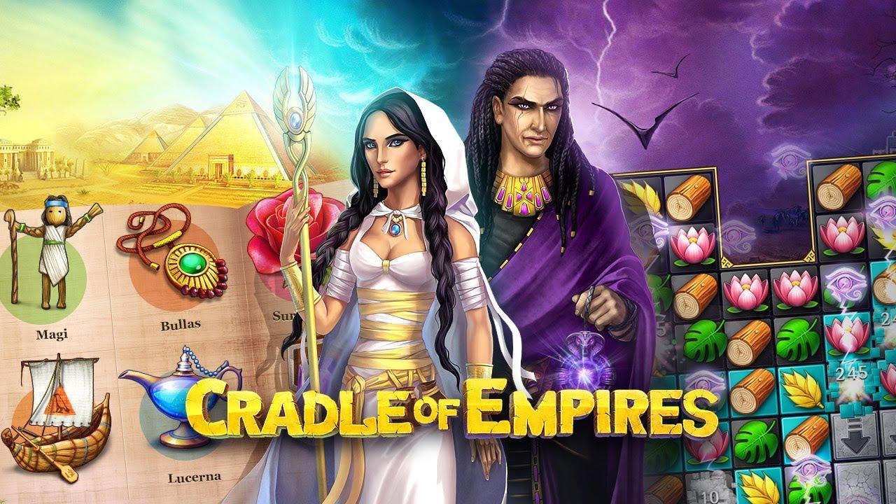 Cradle of Empires v6.1.0 [Mod] [Latest] APK