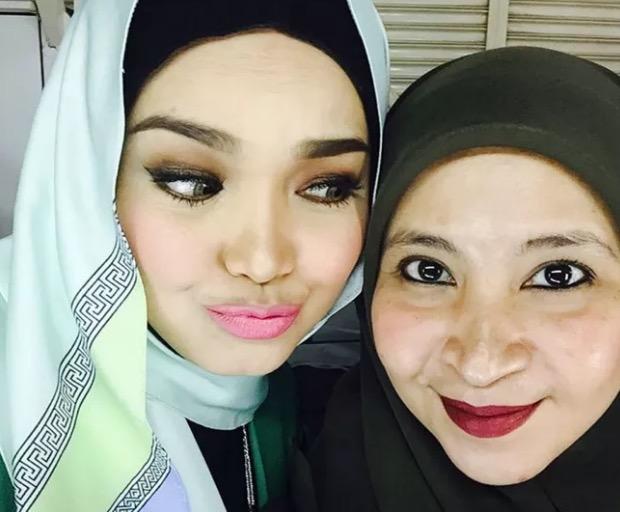 Berita Siti Nurhaliza Hamil Tersebar, Ini Luahan Pengurus