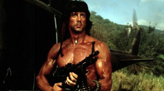 Spotlight On...Rambo