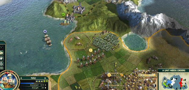 Civilization 5 Brave New World Expansion Early Look, Features New Leaders, New Cultures and more