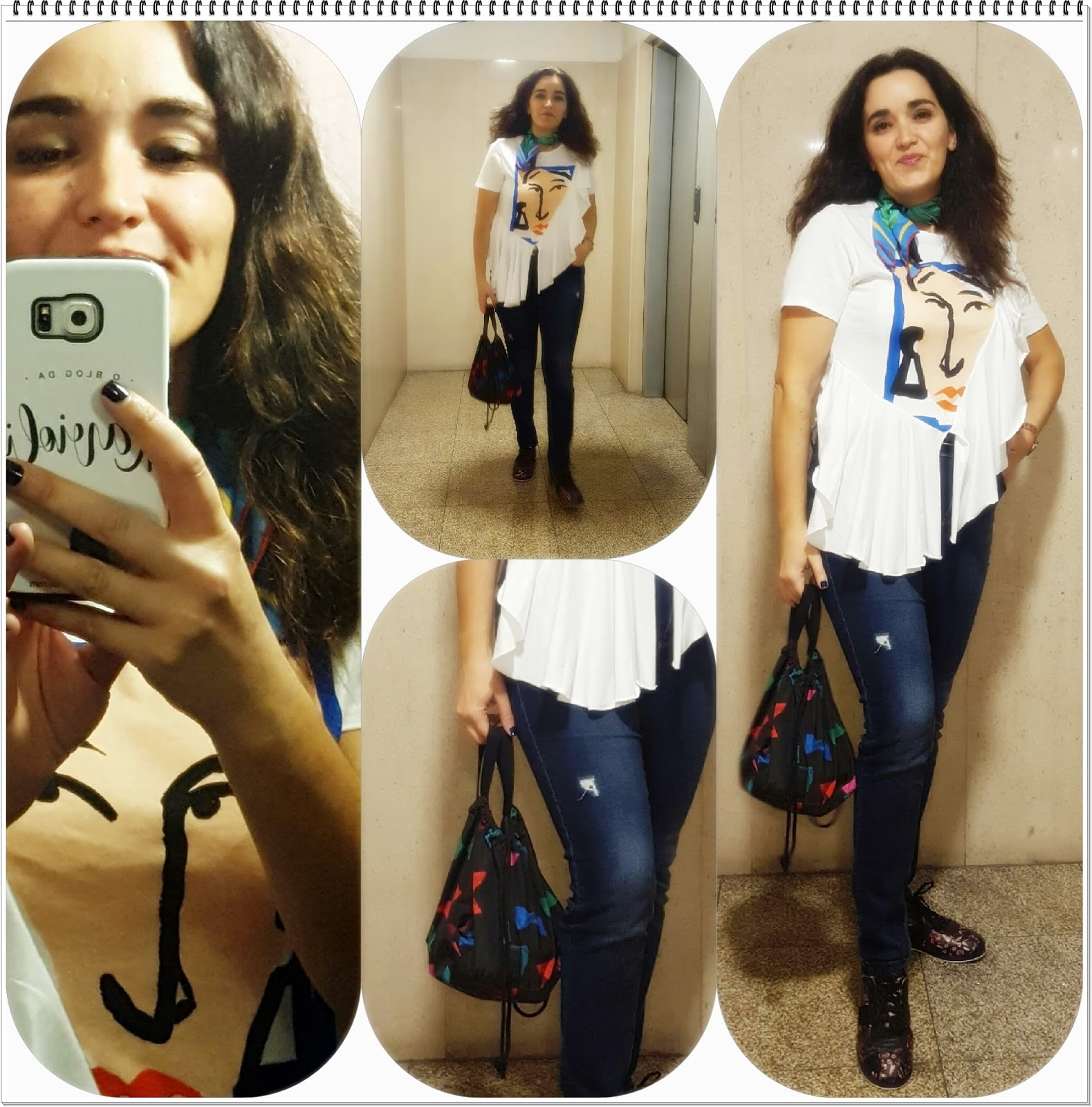A Ravioli: Sou só eu, ou esta T-Shirt é mesmo gira?