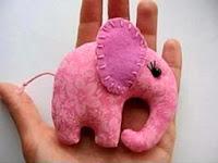 Cara Membuat Boneka Gajah Dari Kain Perca Beserta Gambarnya