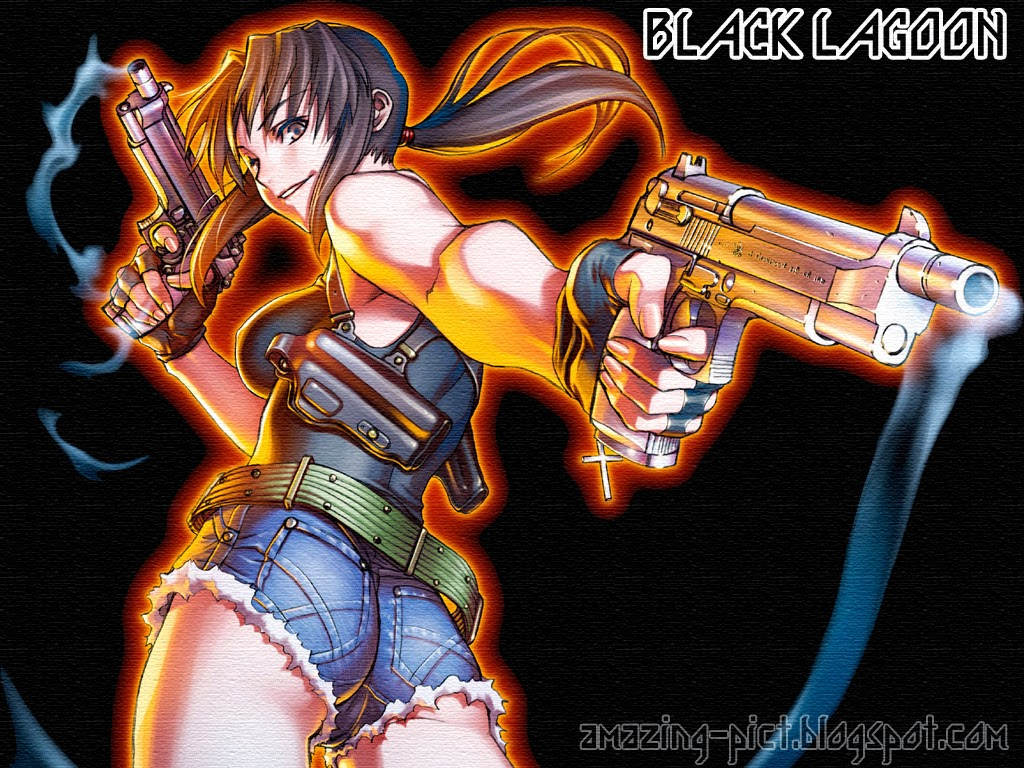 Amazing Picture Download Revy Black Lagoon Wallpaper