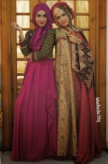 Hijab Kebaya Ala Dian Pelangi