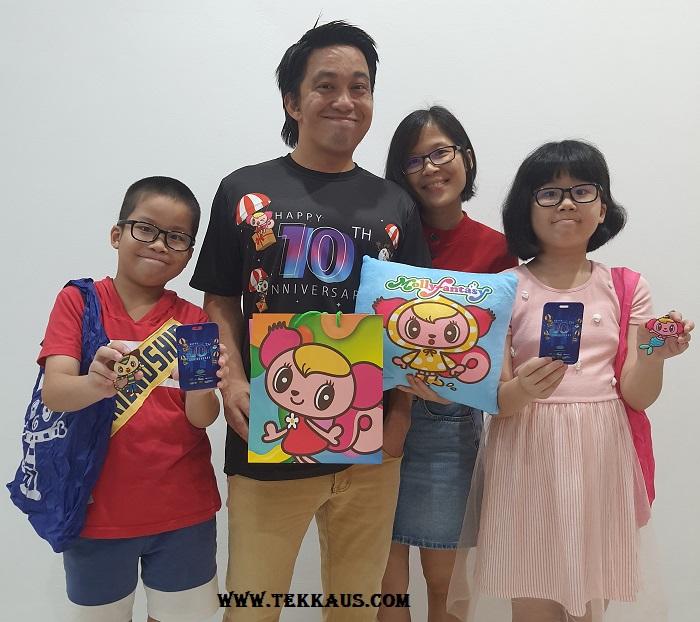 AEON Fantasy Celebrates 10th Anniversary In Malaysia
