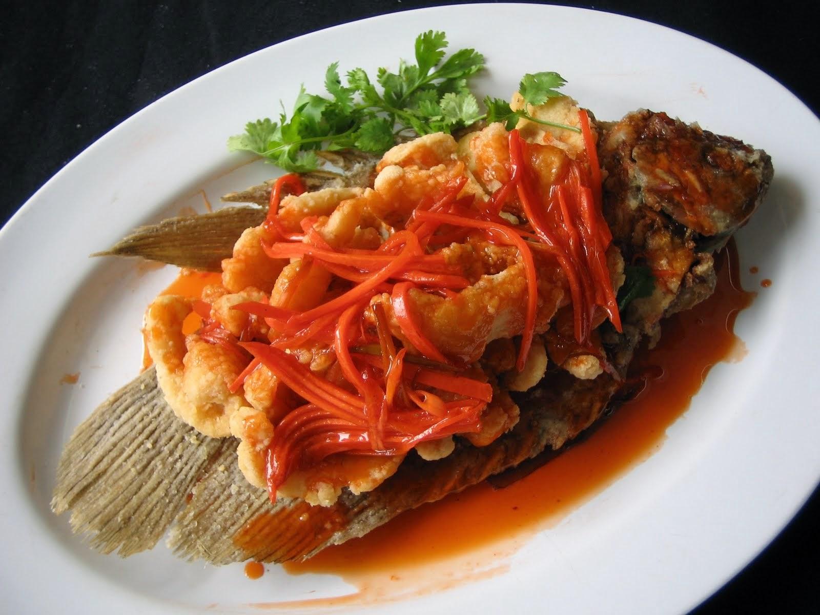 Cara Membuat Ikan Asam Manis Yang Praktis dan Enak