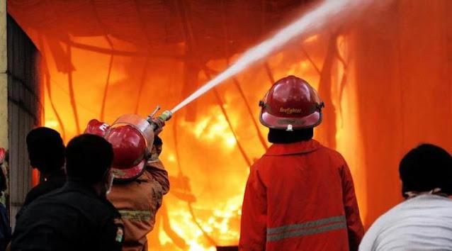 Warga Diimbau Waspada Bahaya Kebakaran