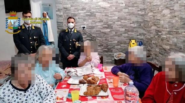 """Palermo: Operazione: """"Nessuno tocchi i nonnini"""" [VIDEO]"""