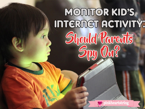 kids internet activity