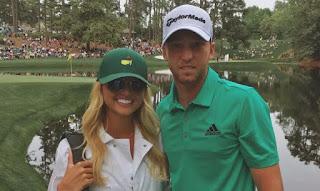Daniel Berger And His Girlfriend Tori