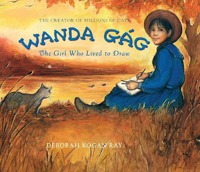 Wanda Gag: The Girl Who Lived to Draw
