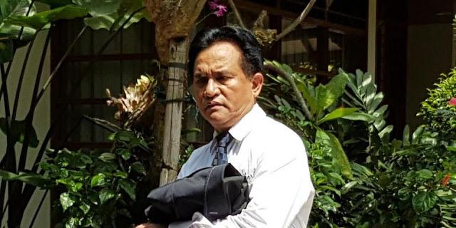 Yusril Berencana Beli Sampah Warga jika Jadi Gubernur DKI
