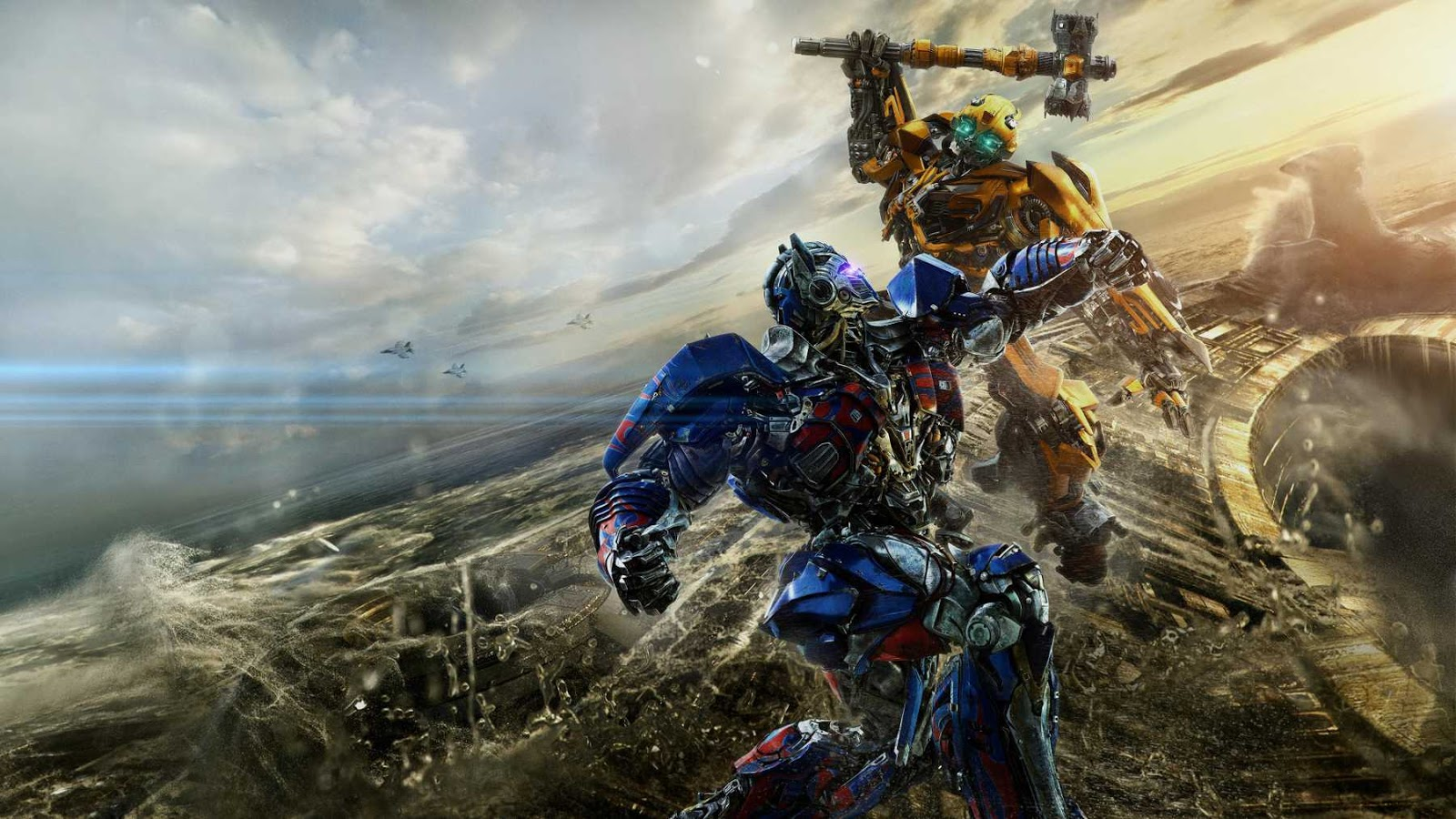 Transformers New Live Action Movie Announces Release Date