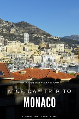 Nice to Monaco Day Trip by Bus