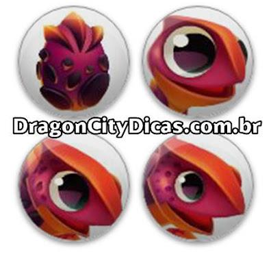 Dragão Salamandra - Informações