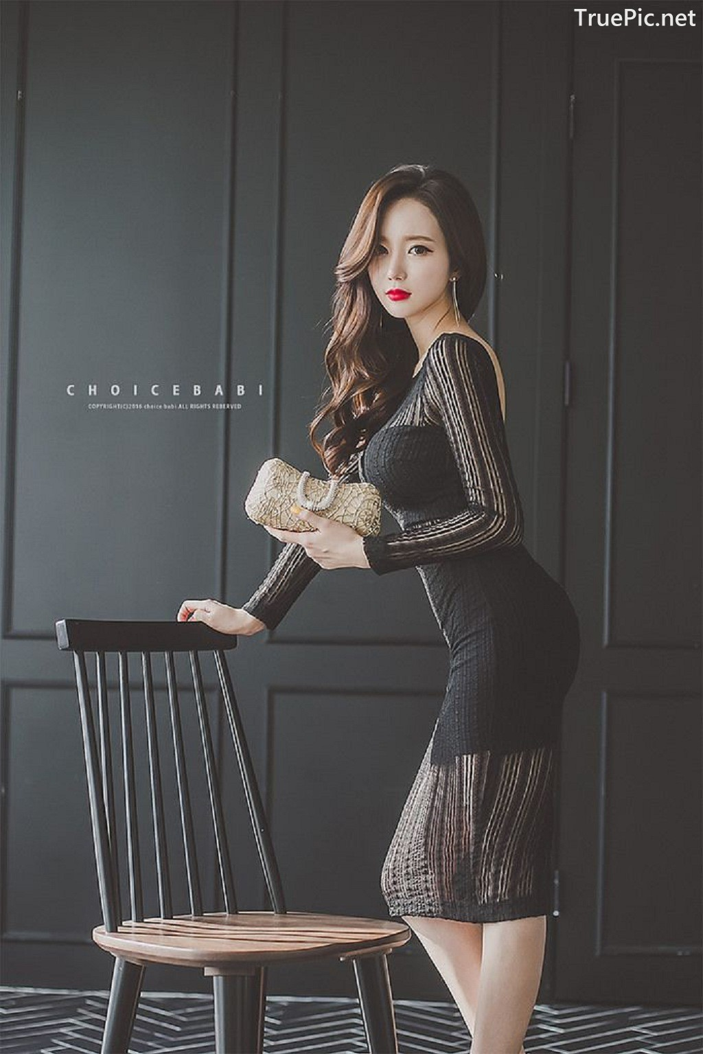 Image-Lee-Yeon-Jeong-Indoor-Photoshoot-Collection-Korean-fashion-model-Part-14-TruePic.net- Picture-2