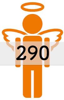 エンジェルナンバー 290