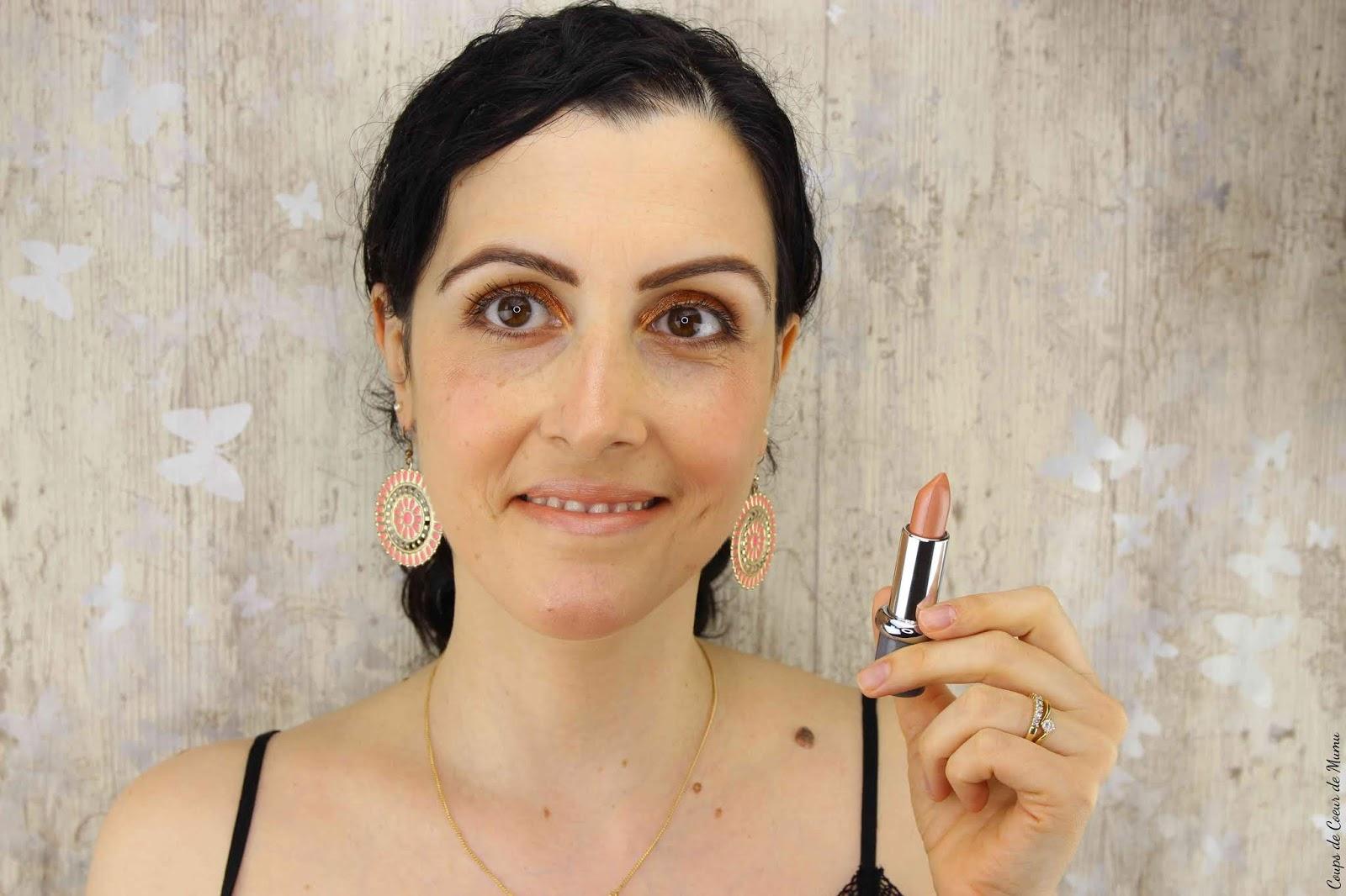 lipstick beige mavala