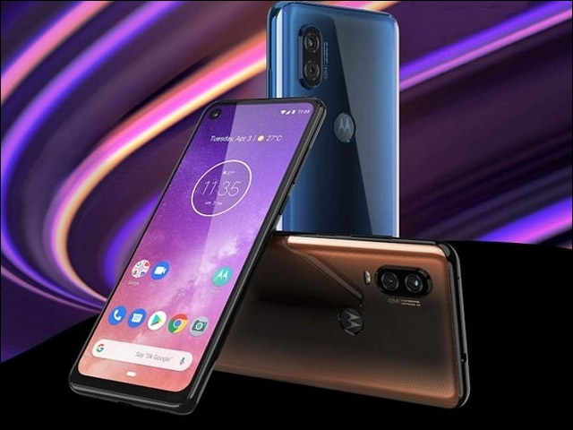 Motorola Announced Moto One Vision With 21:9 Display