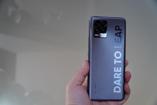 smartphone Android 11 realme