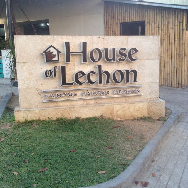 House of Lechon in Cebu City Philippines