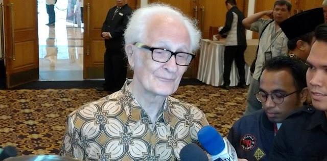 Romo Magnis: Bangsa Asing Bilang Indonesia Negara Tidak Masuk Akal