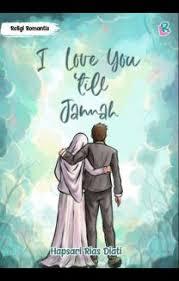 Download Novel I Love You Till Jannah PDF Hapsari Rias Diati