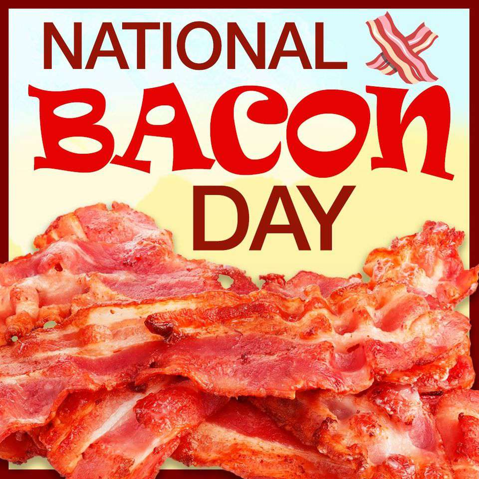 National Bacon Day Wishes Images