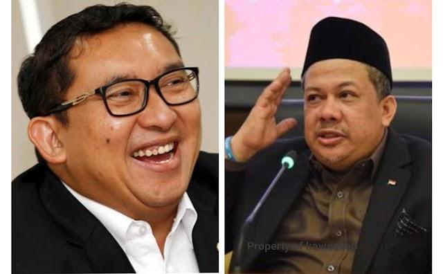 HUT ke-75 RI: Fadli Zon dan Fahri Hamzah Akan Mendapat Bintang Mahaputra Nararya dari Presiden Jokowi