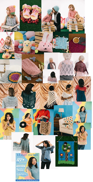 27 plus crochet patterns for spring