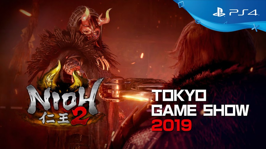 nioh 2 gameplay trailer tokyo game show 2019 release date early 2020 playstation 4 koei tecmo games team ninja sony interactive entertainment
