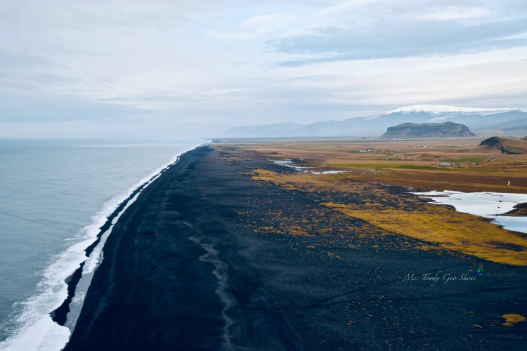 Reynisfjara Beach, Iceland, one of the world's most beautiful beaches | Ms. Toody Goo Shoes