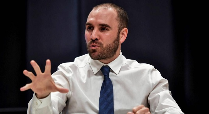 """Martín Guzmán: """"Hoy la economía no podría soportar un cierre total"""""""