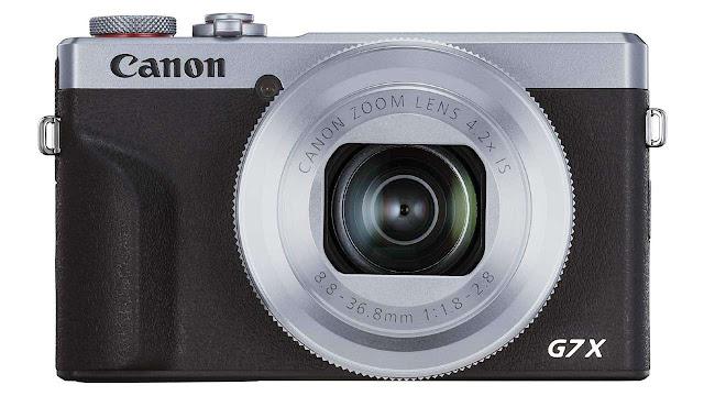 Canon PowerShot Vlogging Camera [G7X Mark III]