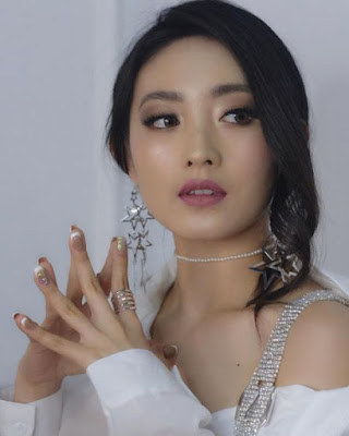 Profil Natasha Wilona Pemeran Jenar Cinta Karena Cinta SCTV