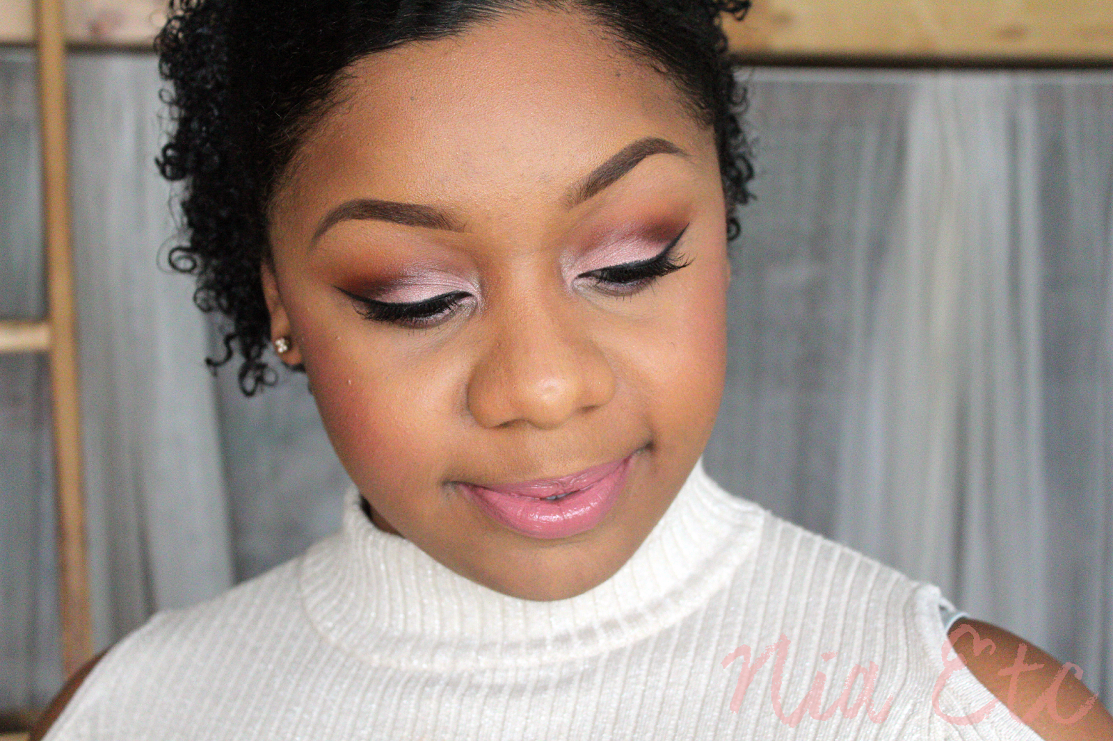 Dawn of Spring - Pink Make Up Look 7