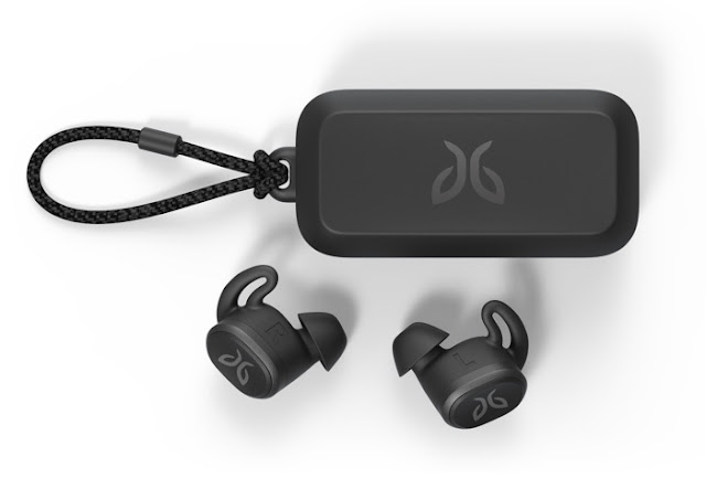 Jaybird VISTA wireless headphone are designed for Athletes