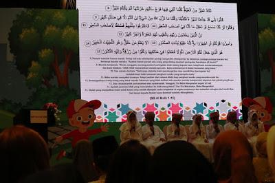 Peringati Hari Gizi Nasional 2020 Yayasan Al Hadi Gelar Festival Anak Ceria