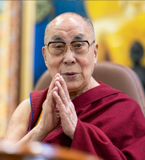 The Best Positive  Story , Motivation Story & Biography of Dalai Lama PIC