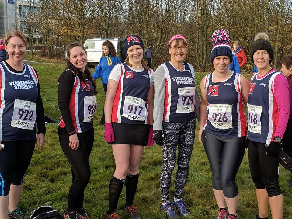 start fitness north eastern harrier league november 2017thankyou to everyone who helped organise the cross country at aykley heads catherine randles, sunderland harriers u13