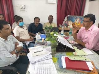 समस्त बीएमओ सहित अन्य स्वास्थ्य अधिकारियों को स्पष्ट निर्देश दिए