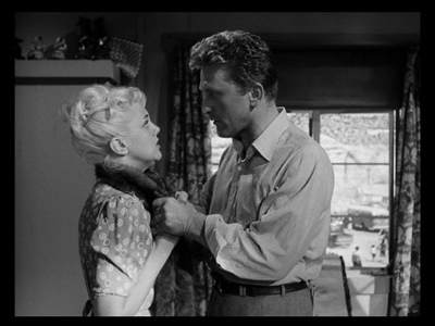 Ace in the Hold 1951 movieloversreviews.filminspector.com Jan Sterling Kirk Douglas