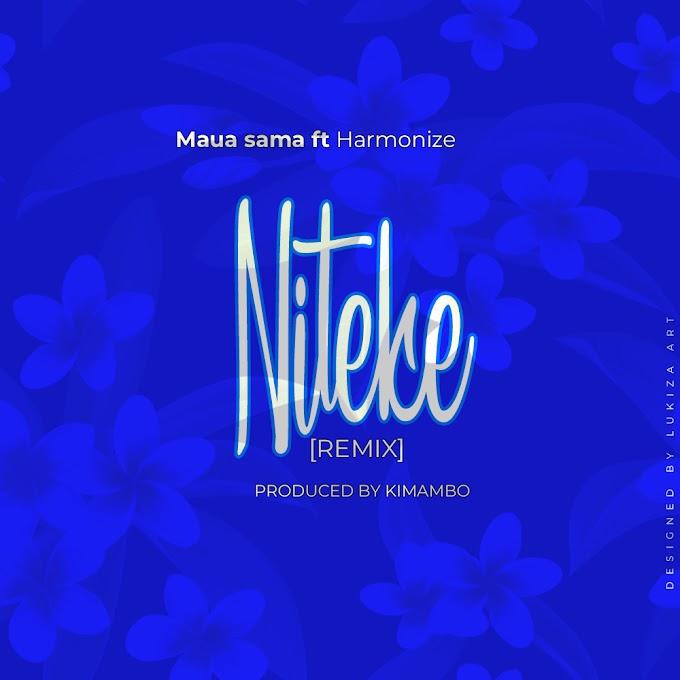 Audio | Maua Sama ft Harmonize - Niteke Remix | Download