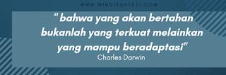 Quote Charles darwin