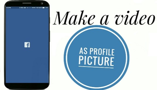 How to make a video your profile picture on facebook