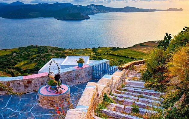 Ελληνικό νησί ψηφίστηκε ως το καλύτερο της Ευρώπης