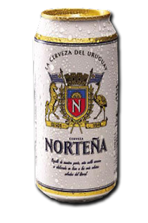 cerveza norteña lata