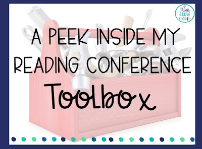reading conference toolbox
